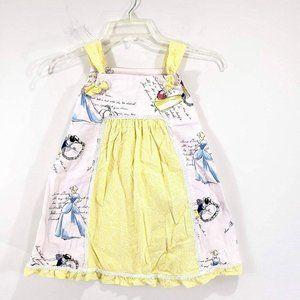 Girls Sz 3T-4T Disney Princess Dress